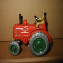 Dinky Field Marshall Tractor